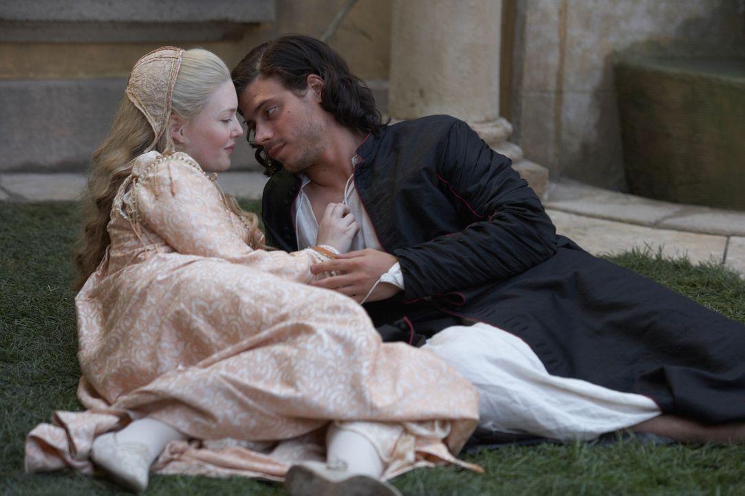 Cesare und Lucrezia - Bildquelle: LB Television Productions Limited/Borgias Productions Inc./Borg Films kft