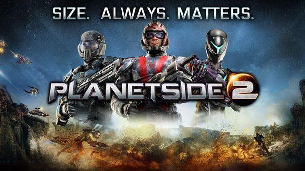 Planetside 2: Schlage die großartige Schlacht um Auraxis