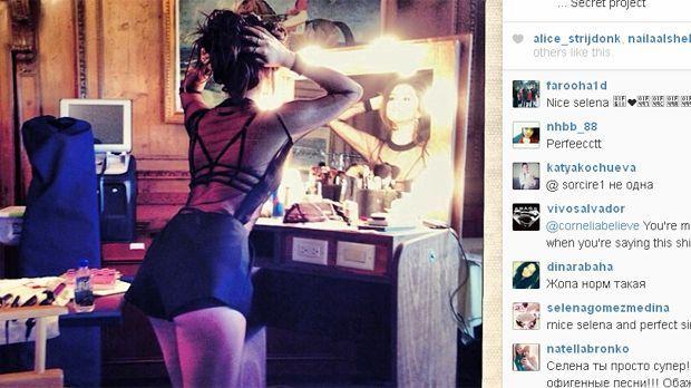 Selena-Gomez-instagram-com-selenagomez - Bildquelle: instagram.com/selenagomez