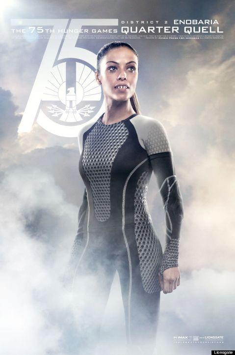 Meta Golding als Enobaria - Bildquelle: Lionsgate