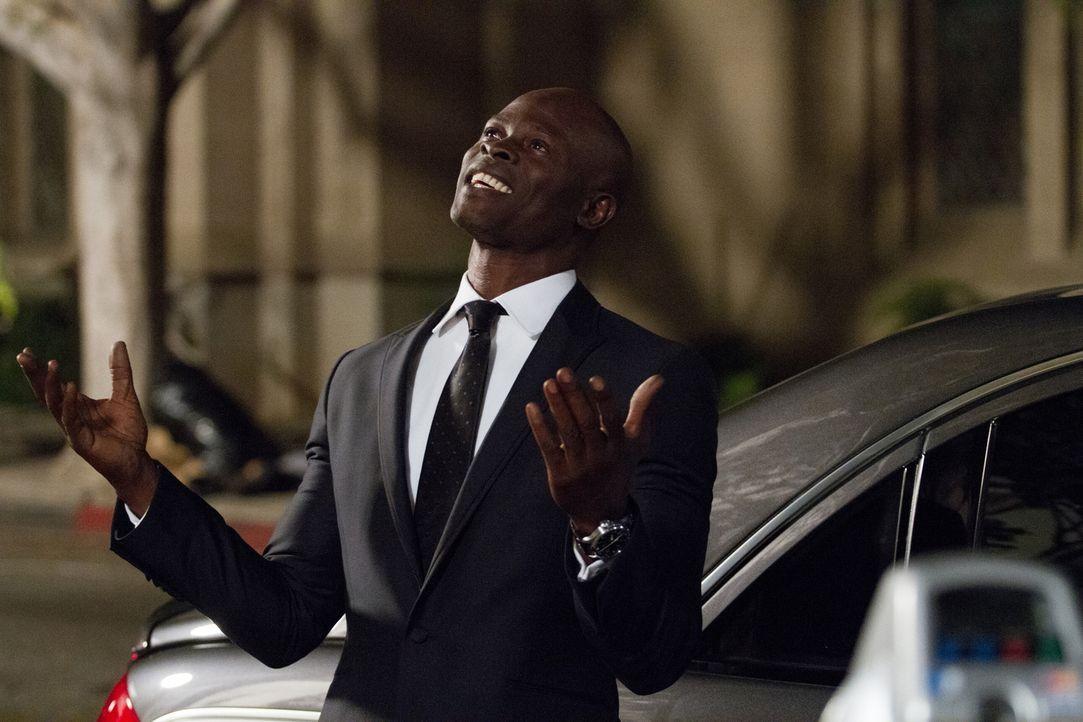 Will Quinton (Djimon Hounsou) wirklich eine Frau fürs Leben oder hofft er mit Montana nur auf eine heiße Affäre? - Bildquelle: 2013 Twentieth Century Fox Film Corporation.  All rights reserved.