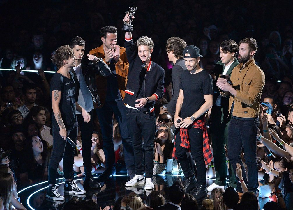 MTV-Music-Video-Awards-One-Direction-130825-getty-AFP.jpg 2000 x 1436 - Bildquelle: getty-AFP