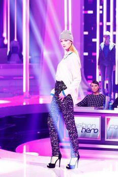Fashion-Hero-Epi03-Show-061-ProSieben-Richard-Huebner - Bildquelle: Richard H...