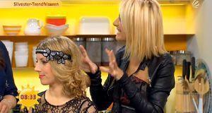 Silvester Haare Stylisch Frisieren Sat1 Ratgeber