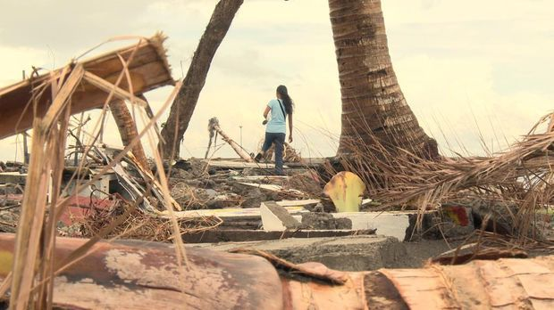 Philippinen Reportage, Spenden