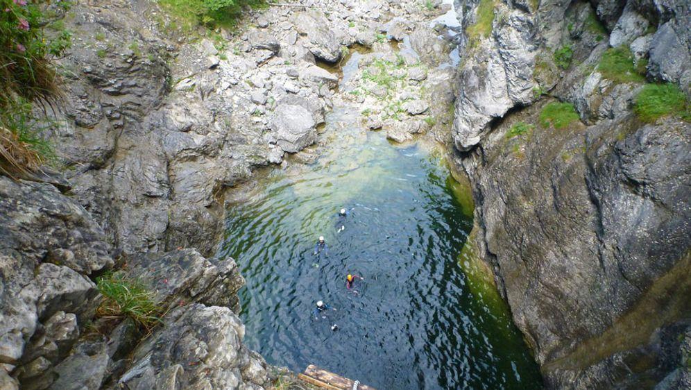 Canyoning: Hinweise zum Extremsport - Bildquelle: Pixabay.com