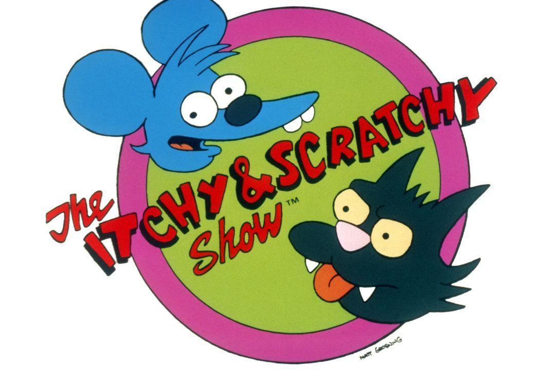 (15. Staffel) - The ITCHY & SCRATCHY Show ... - Bildquelle: und TM Twentieth Century Fox Film Corporation - Alle Rechte vorbehalten