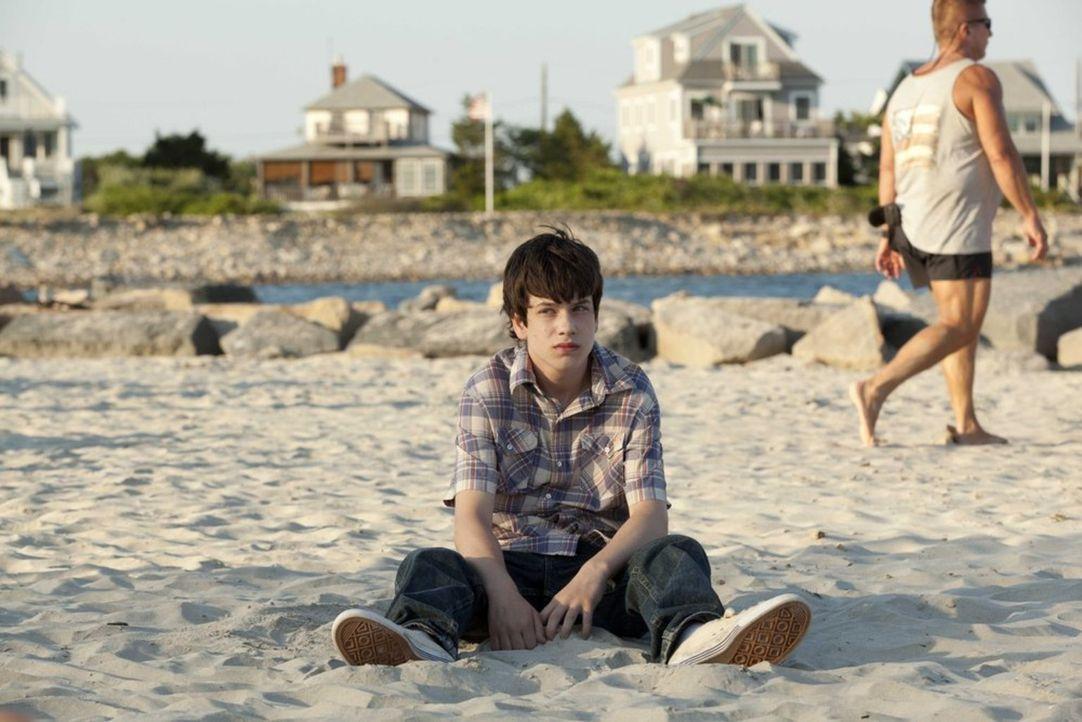 Der schüchterne 14-jährige Duncan (Liam James) verbringt den Sommer mit seiner Mutter Pam, ihrem Freund Trent und dessen Tochter Steph in einem Feri... - Bildquelle: 2013 Twentieth Century Fox Film Corporation.  All rights reserved.