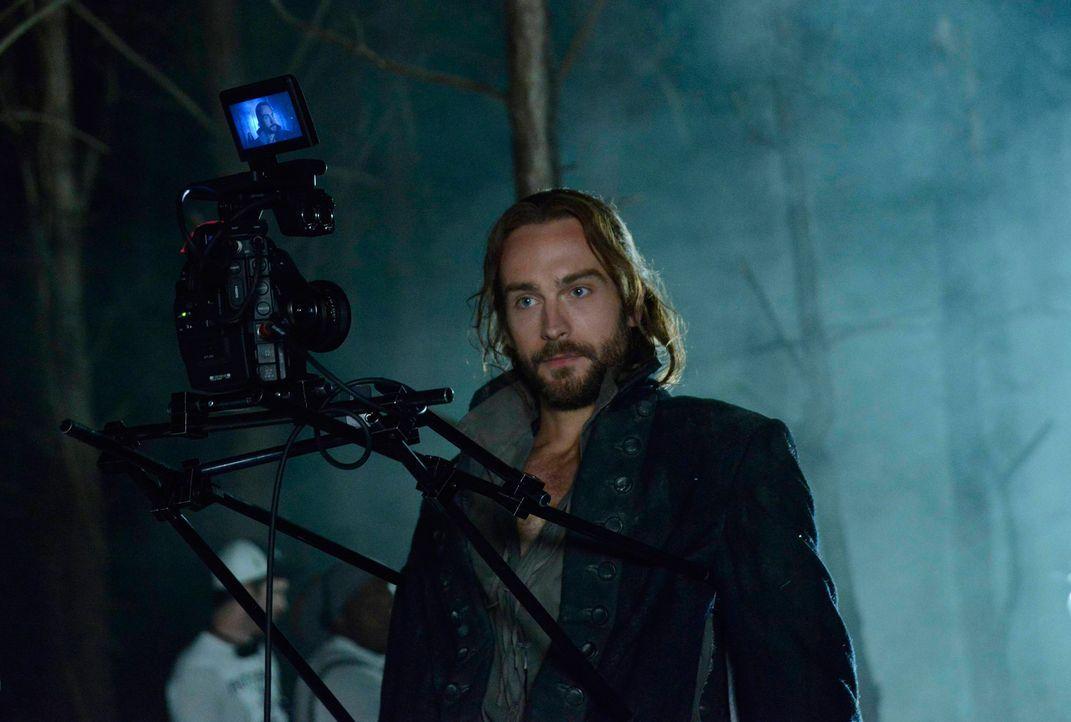 Backstage am Set von Sleepy Hollow - Bild3 - Bildquelle: 20th Century Fox and all of its entities all rights reserved