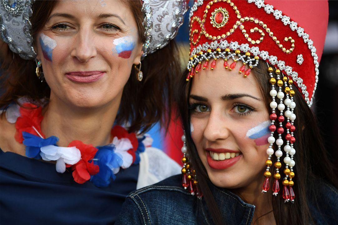 Russian_sweety_000_C57KI_PASCAL GUYOT_AFP - Bildquelle: AFP / PASCAL GUYOT