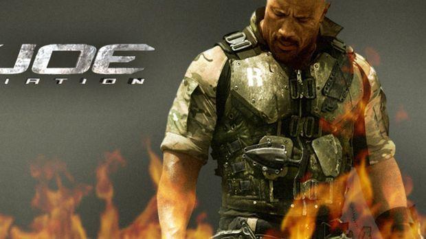 G.I. JOE - DIE ABRECHNUNG - Artwork © Jaimie Trueblood 2011 Paramount Picture...