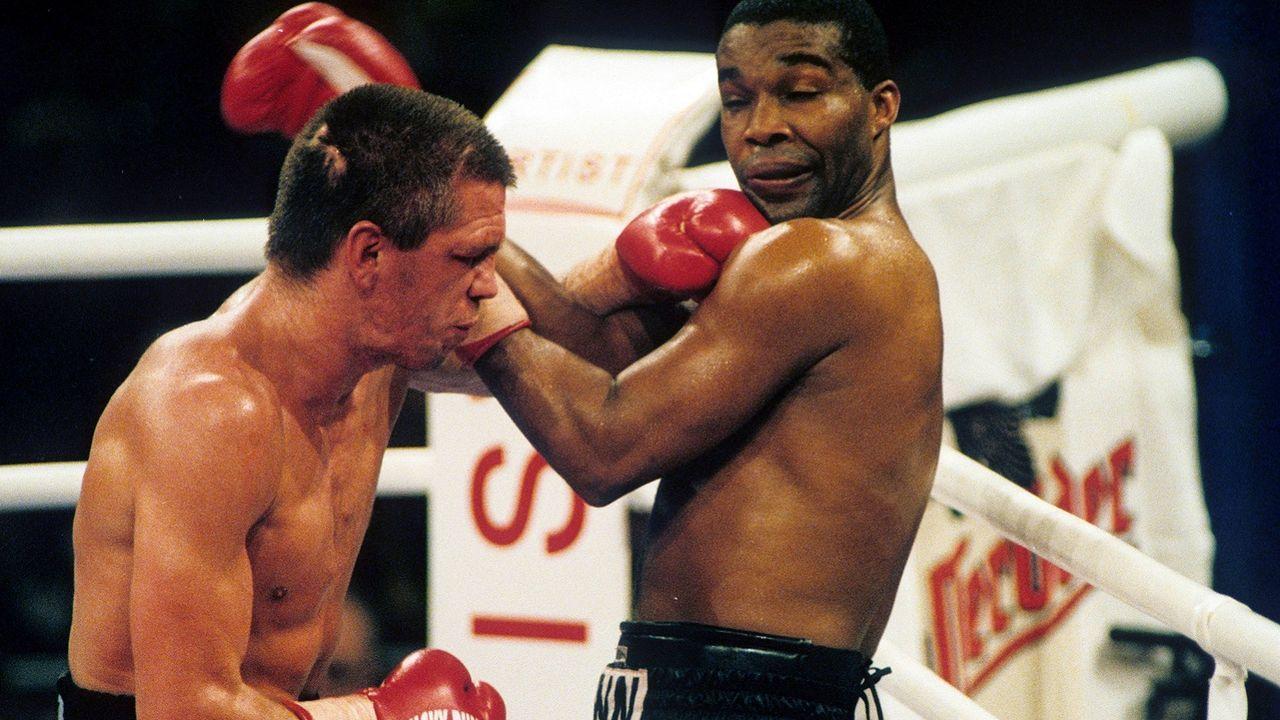 Rocchigiani vs. Michael Nunn, 21. März 1998, Berlin - Bildquelle: imago/Camera 4