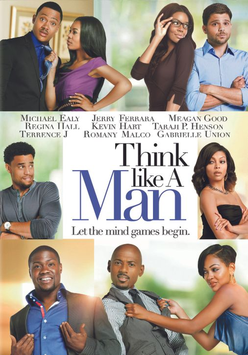 Denk wie ein Mann - Plakatmotiv - Bildquelle: 2012 Screen Gems, Inc. All Rights Reserved.