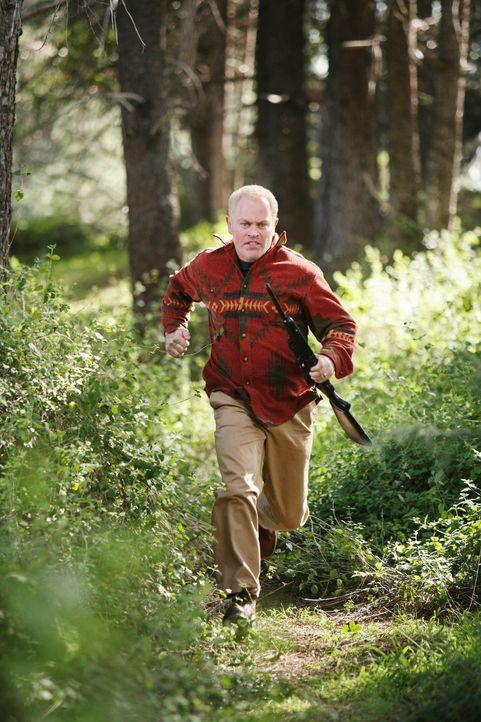 Sinnt auf Rache: Dave (Neal McDonough) ... - Bildquelle: ABC Studios