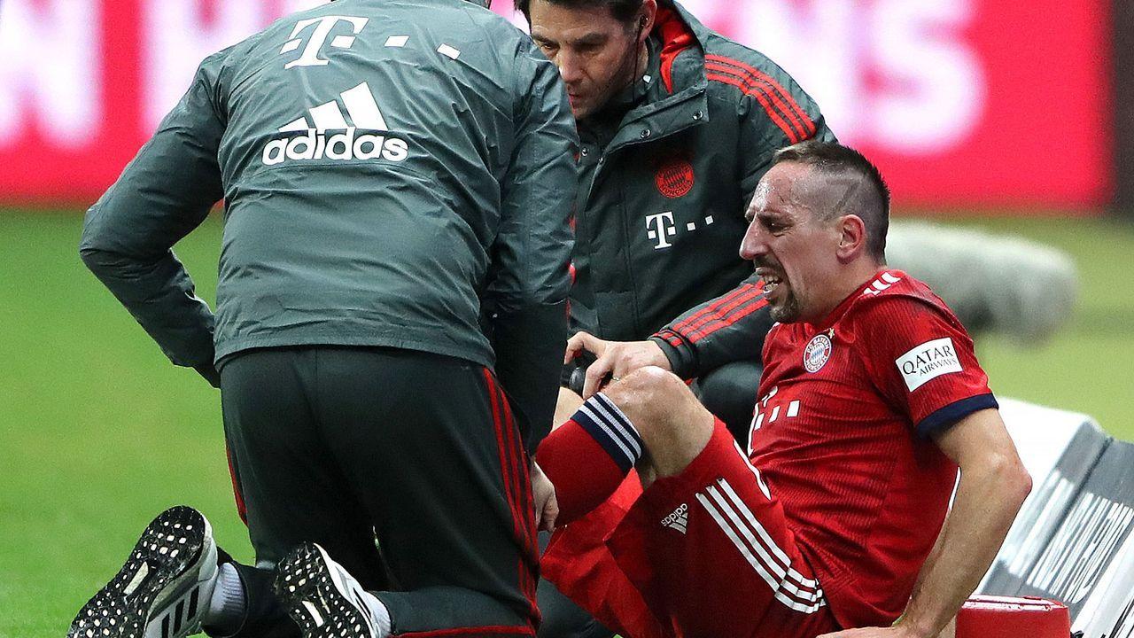 Franck Ribery (Bayern München) - Bildquelle: Getty Images