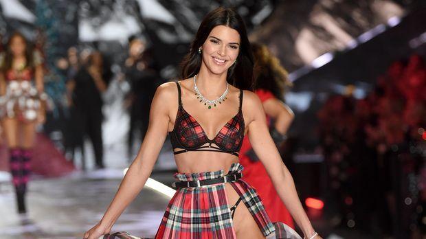 Kendall Jenner ist das bestbezahlte Model
