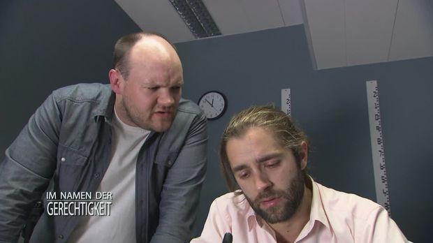 Im Namen Der Gerechtigkeit - Im Namen Der Gerechtigkeit - Staffel 1 Episode 193: Der Sündenbock