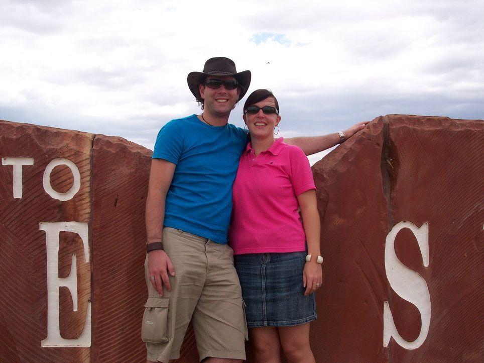 Carola Fegebank (26) und Björn Elter (27) zieht?s in die Wildnis Australiens: Am 16. Oktober fliegen die beiden abenteuerlustigen Frankfurter mit e... - Bildquelle: kabel eins