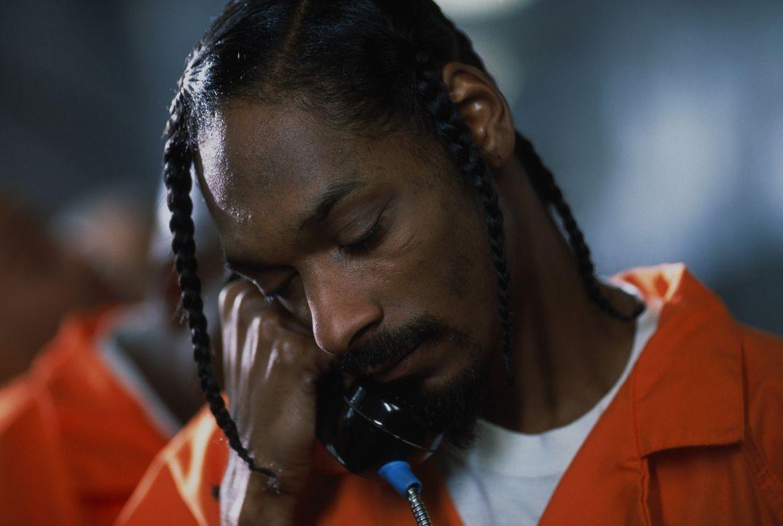 Als eines Tages Yvettes ehemaliger Geliebter Rodney (Snoop Doggy Dogg) auftaucht, gerät Jody endgültig in Bedrängnis und findet sich plötzlich n... - Bildquelle: 2003 Sony Pictures Television International