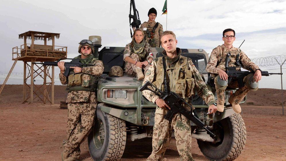 Willkommen im Krieg - Bildquelle: Sife Ddine ELAMINE ProSieben