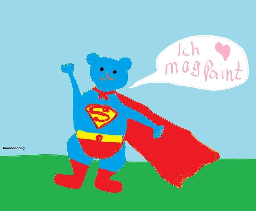 Was Schönes mit einem super Bären von Emma Duiveltje Puh.