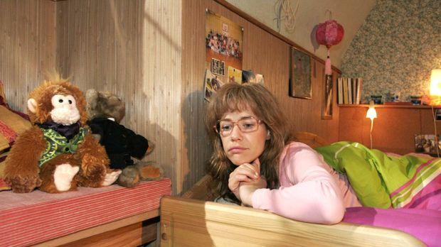 Lisa (Alexandra Neldel) ist in Gedanken ganz bei David und Rokko ... (Dieses...