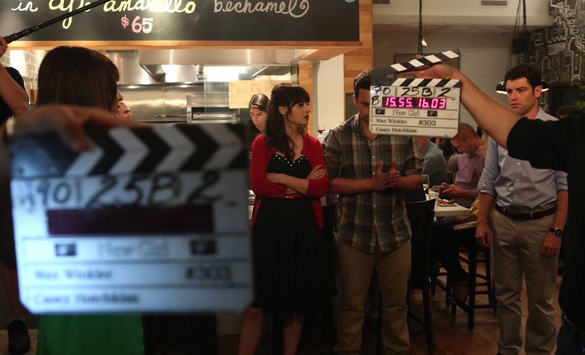 New Girl Behind The Scenes11 - Bildquelle: 20th Century Fox Film Corporation. All rights reserved