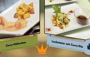"""Hauptgericht von Susanne und Bente aus """"Küchenkönigin"""""""