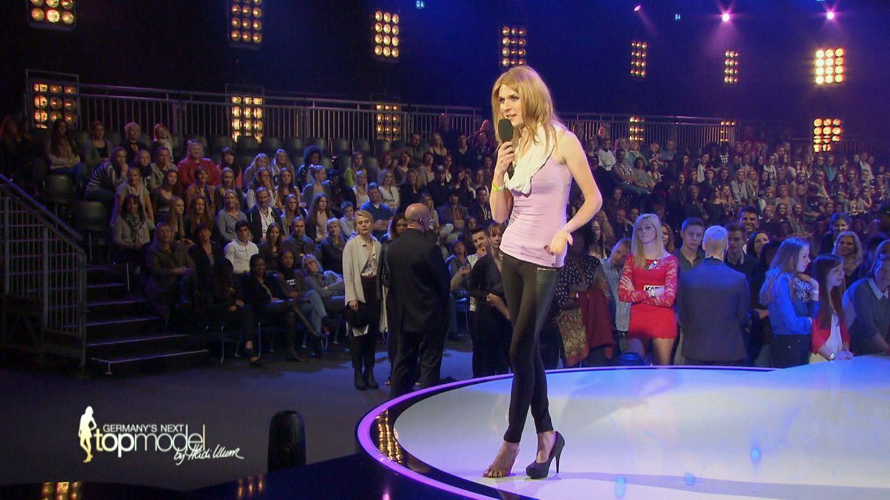 GNTM-10-Sendung01_089 - Bildquelle: ProSieben