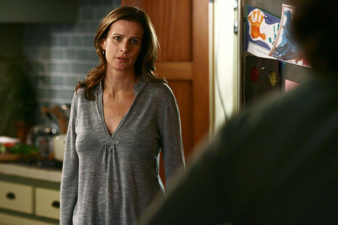 Sarah (Rachel Griffiths) und Joe bemerken nicht, dass sich der Gesundheitszustand der kleinen Paige rapide verschlechtert ... - Bildquelle: Disney - ABC International Television