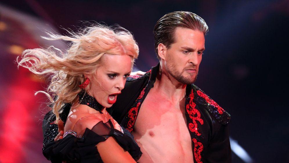 Lets Dance 2014 Mit Joachim Llambi Alexander Klaws Im Finale