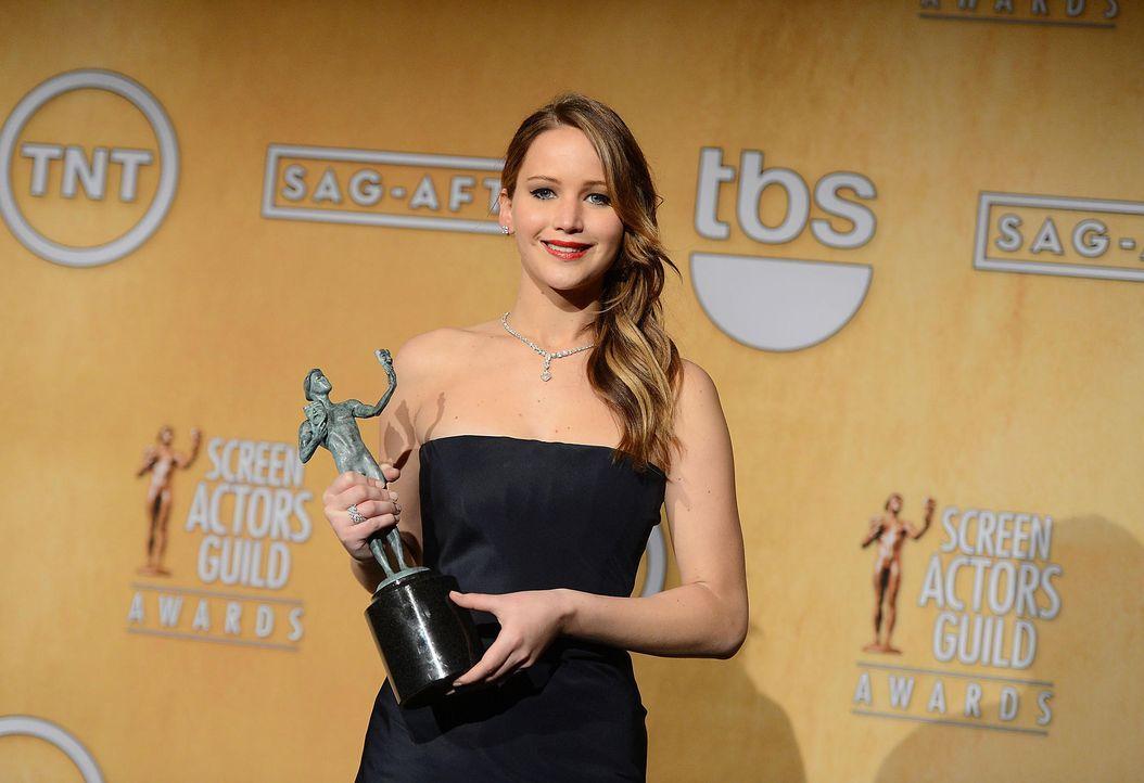 screen-actors-guild-awards-jennifer-lawrence-13-01-27-1-getty-afpjpg 2100 x 1438 - Bildquelle: getty-AFP