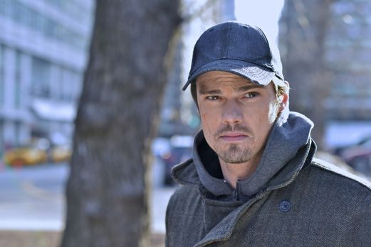 Beauty and the Beast - Vincent Keller (Jay Ryan) macht eine Beobachtung, die...