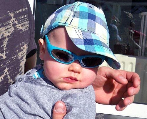 Daniels Sohn Louis - Bildquelle: Sat1