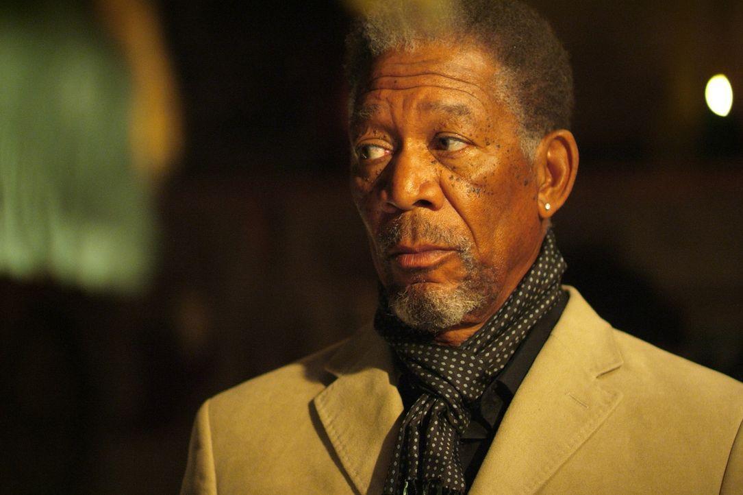 Keith Ripley (Morgan Freeman) gilt unter Kunstdieben als Bester seines Fachs. Aber er weiß auch, wenn er allein überfordert ist. Deshalb sucht er fü... - Bildquelle: Nu Image