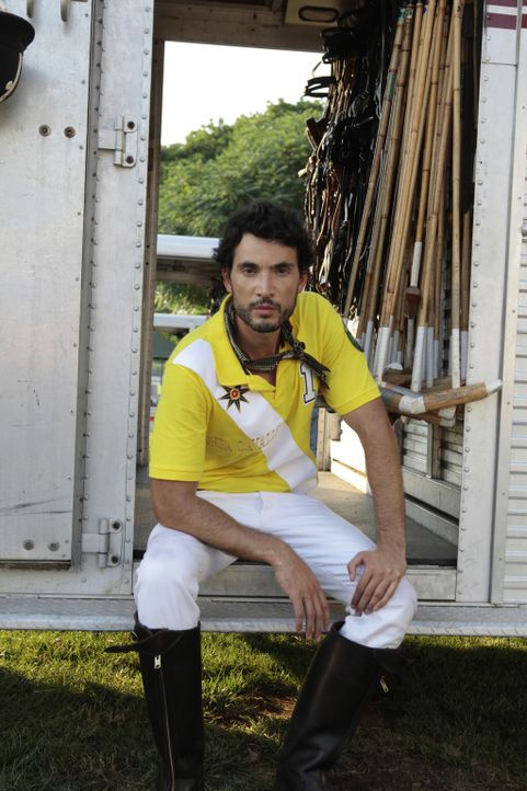 Rafa (Khotan Fernandez) - Bildquelle: Giovanni Rufino 2012 USA Network Media, LLC/ Giovanni Rufino