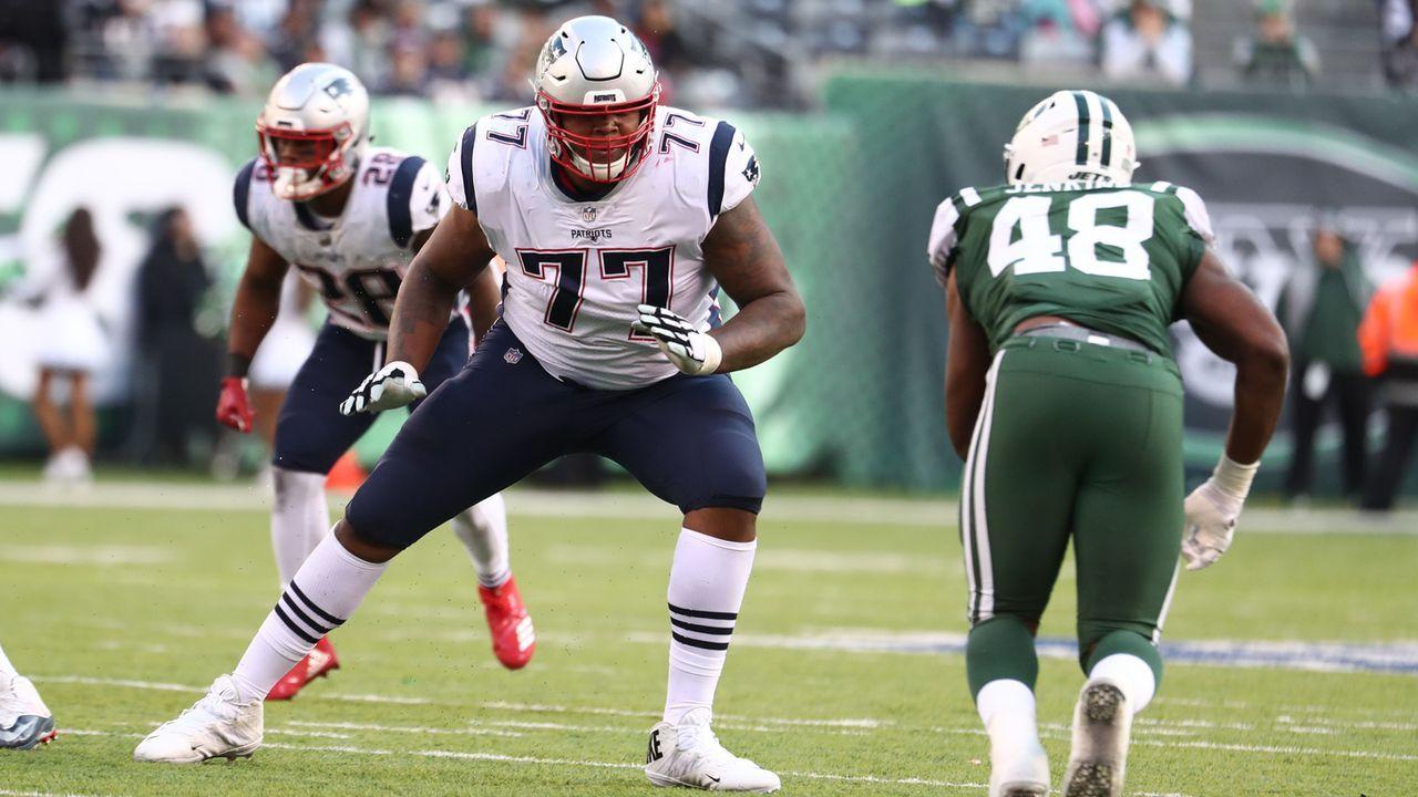 Buffalo Bills: T Trent Brown - Bildquelle: Getty Images
