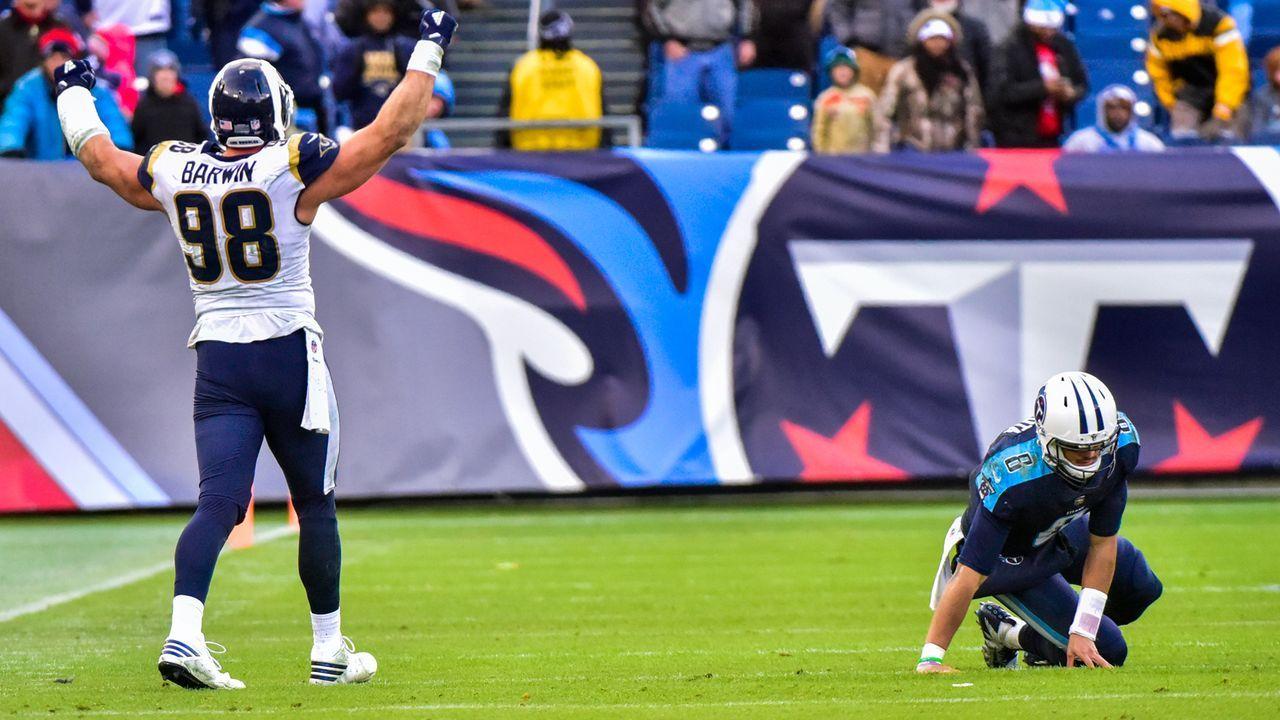 Connor Barwin (New York Giants) - Bildquelle: 2017 Getty Images