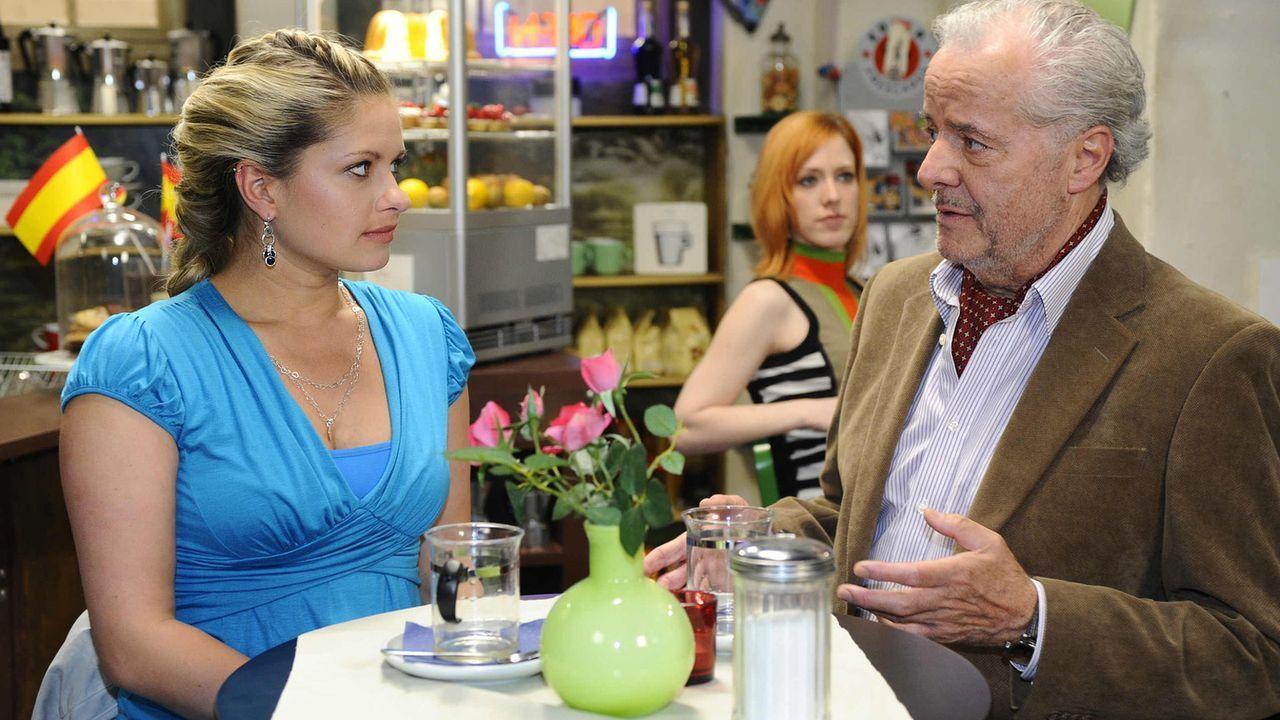 Anna-und-die-Liebe-04-Folge-477-SAT1-Oliver-Ziebe - Bildquelle: SAT.1 Fotograf: Oliver Ziebe