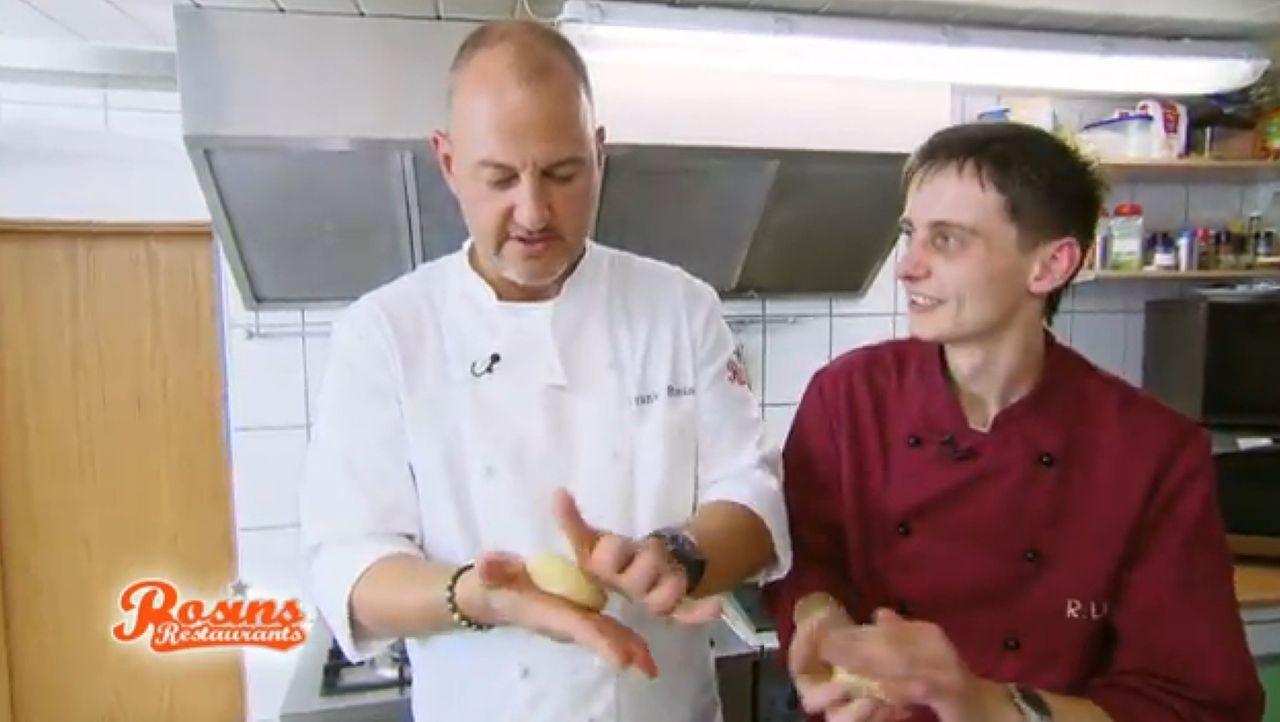 Rosins Restaurants Zur Uzeitigen Wirtschaft Erzgebirge