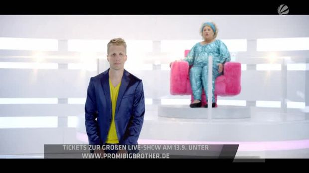 Promi Big Brother Video Trailer Freuste Dich Sat 1