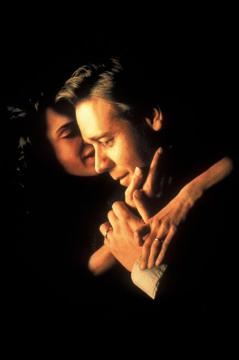 A Beautiful Mind: Russell Crowe, r. und Jennifer Connelly, l. ... - Bildquelle: Universal Pictures