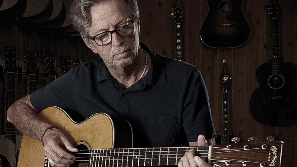 Eric Clapton - Bildquelle: Universal Music