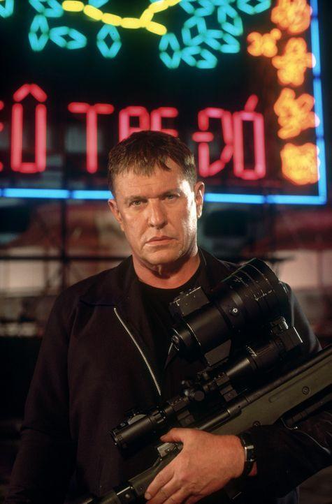Sein bester Freund, Paul Finnegan, scheint zu einer Bedrohung für Amerika und die ganze Welt geworden zu sein. Es gibt nur eine Chance, ihn auszusc... - Bildquelle: 2004 Sony Pictures Home Entertainment Inc. All Rights Reserved.
