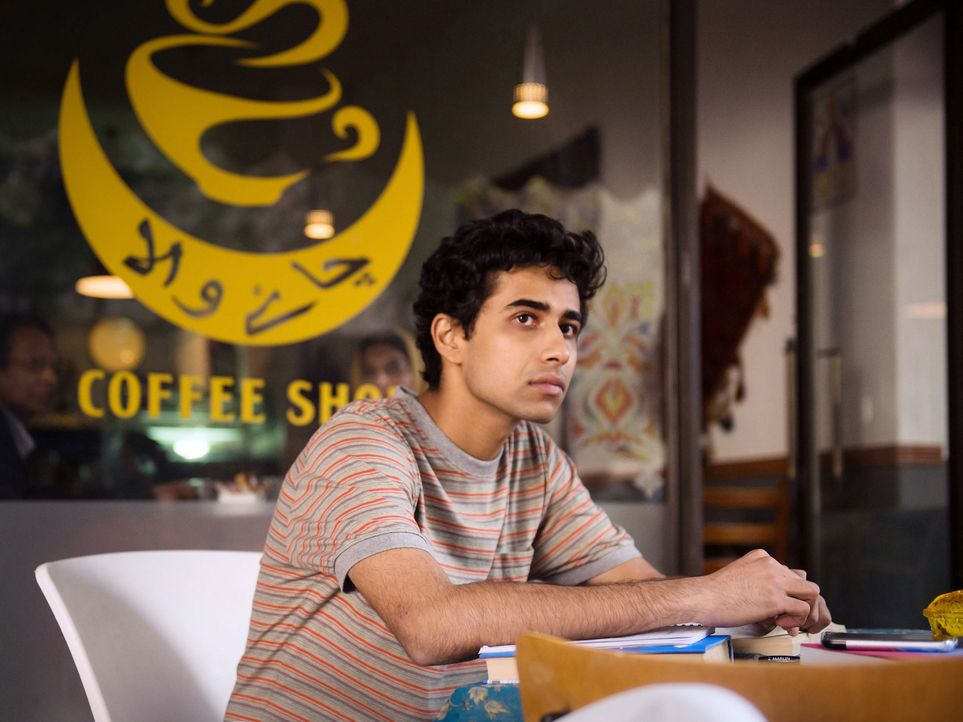 Carrie versucht gemeinsam mit Fara und Max mit Aayan (Suraj Sharma) in Kontakt zu treten, um durch ihn etwas herauszufinden. Doch wird Aayan ihnen v... - Bildquelle: 2014 Twentieth Century Fox Film Corporation