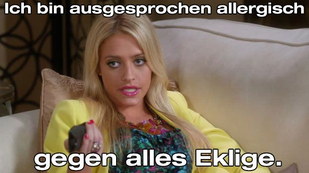 Dalia_allergisch