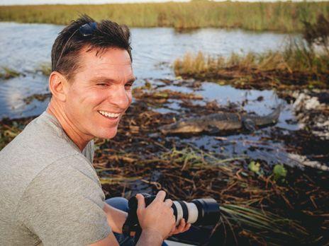 Paradiese gestern und heute - Die Everglades im amerikanischen Bundestaat Flo...