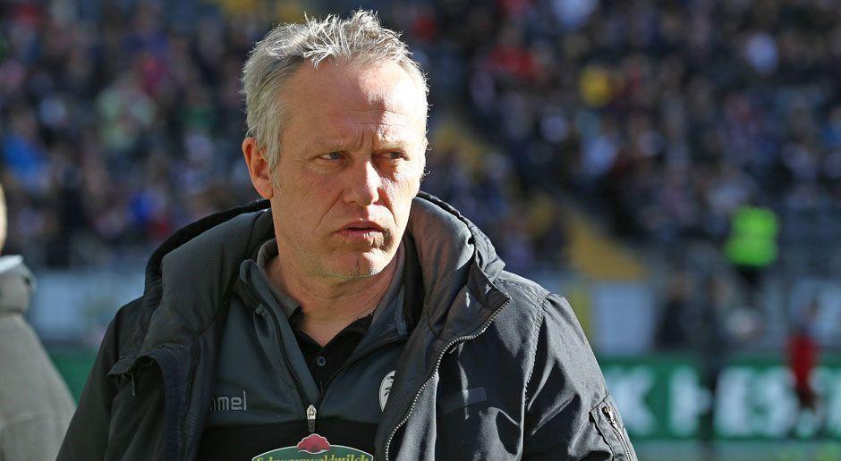 SC Freiburg - drei Trainerwechsel - Bildquelle: imago/Eibner