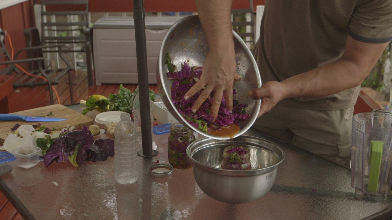 Auch wenn es um das Kochen geht, sind die Buckles Brüder außerordentlich kreativ ... - Bildquelle: Brojects Ontario Ltd./Brojects NS Ltd