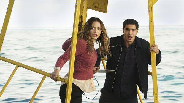 Scorpion - Scorpion - Staffel 3 Episode 15: Schwimmen Oder Ertrinken